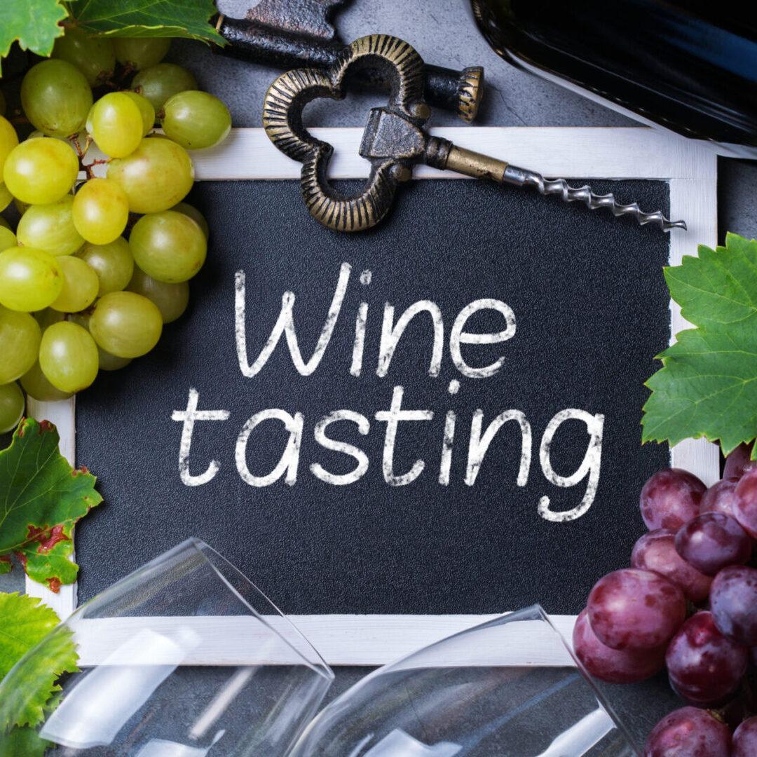 Food,And,Drink,,Harvest,Autumn,Fall,Concept.,Wine,Tasting,,Degustation,