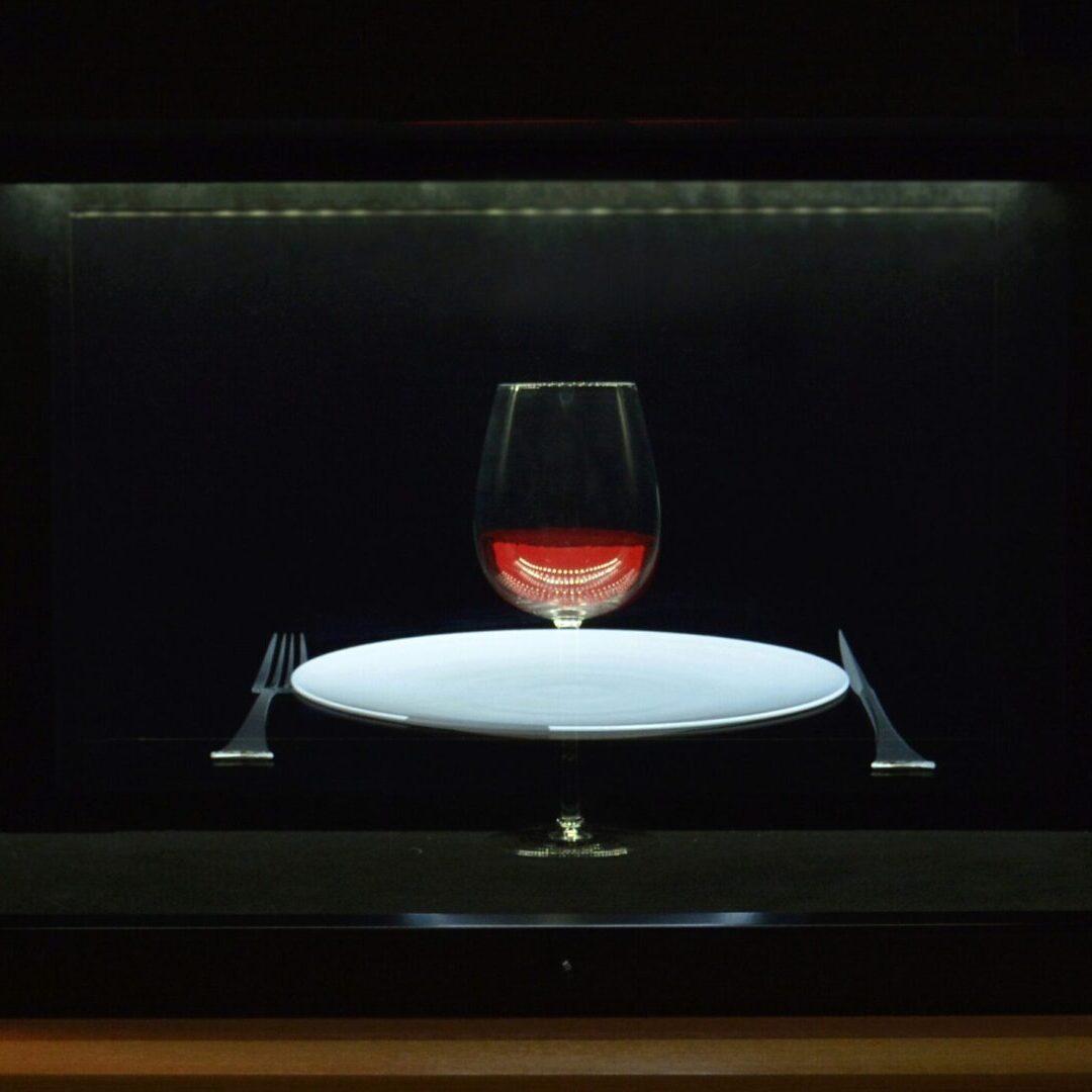 virtual wine glass